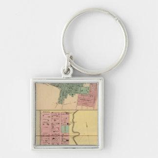 Point Pleasant, Mason Company Keychain