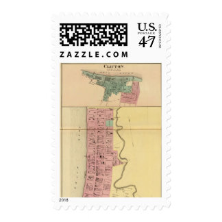 Point Pleasant, Mason Company Postage