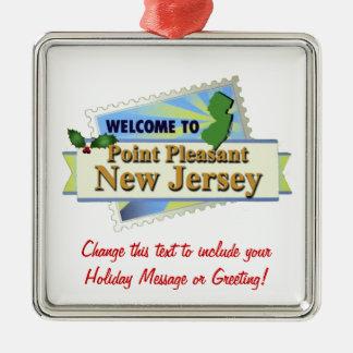 Point Pleasant NJ Christmas Tree Ornaments