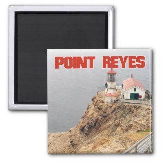 Point Reyes Fridge Magnet