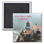 Point Reyes Light, California Magnet