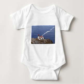 Point Reyes Lighthouse Baby Bodysuit