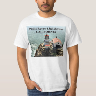 Point Reyes Lighthouse, California T-Shirt