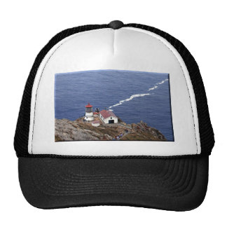 Point Reyes Lighthouse Trucker Hat