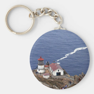 Point Reyes Lighthouse Keychain