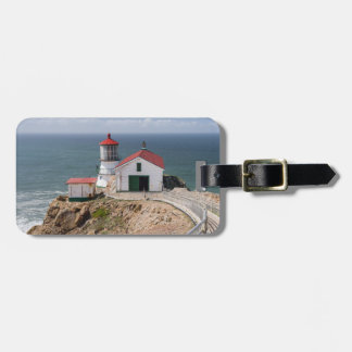 Point Reyes Lighthouse, Marin County, California Luggage Tags