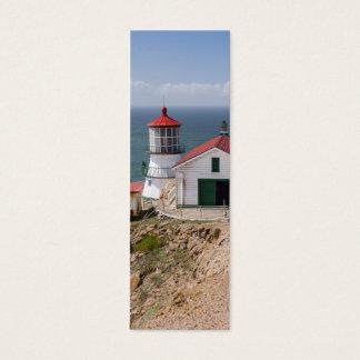 Point Reyes Lighthouse, Marin County, California Mini Business Card