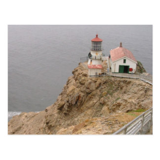 Point Reyes Lighthouse Postcard