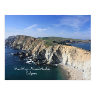 Point Reyes National Seashore Postcard