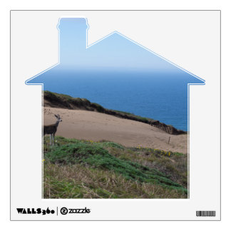 Point Reyes Scene Wall Decal