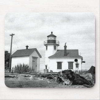 Point Robinson Lighthouse Mouse Pad