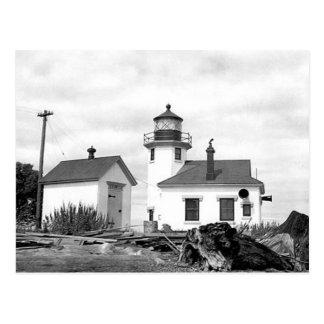 Point Robinson Lighthouse Postcard