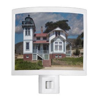 Point San Luis Lighthouse nightlight