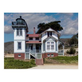 Point San Luis Lighthouse postcard