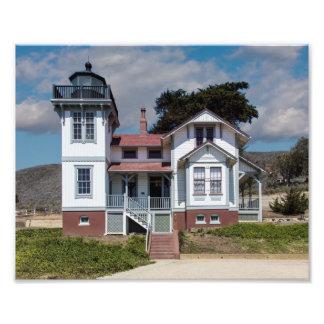 Point San Luis Lighthouse print Photographic Print