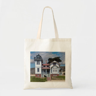 Point San Luis Lighthouse tote Budget Tote Bag