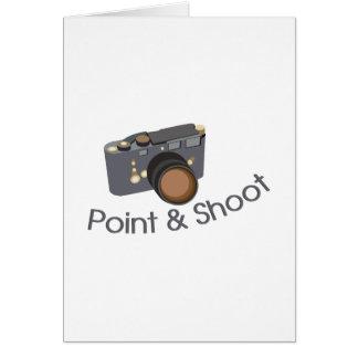 Point & Shoot Card