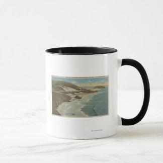Point Sur, Carmel San Simeon Section, Hwy 1 View Mug
