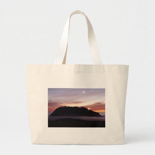 Point Sur Moon Canvas Bags