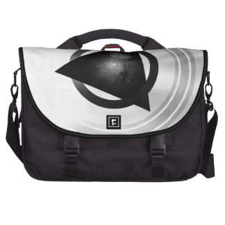 Point To The Moon Laptop Bags