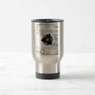 Point To The Moon Travel Mug