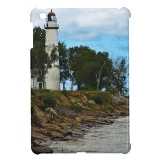 Pointe Aux Barques Lighthouse iPad Mini Cases