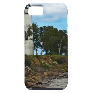 Pointe Aux Barques Lighthouse iPhone SE/5/5s Case