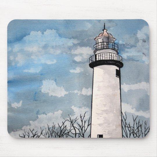 pointe aux Barques Lighthouse mousepad