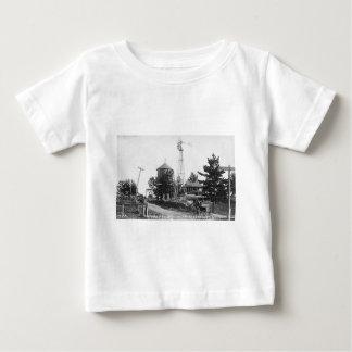 POINTE AUX BARQUES MICHIGAN Louis Pesha Baby T-Shirt