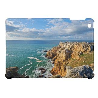 Pointe De Pen-Hir Shoreline iPad Mini Cases