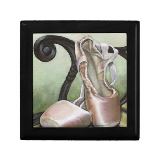 Pointe Shoes Jewelry Boxes