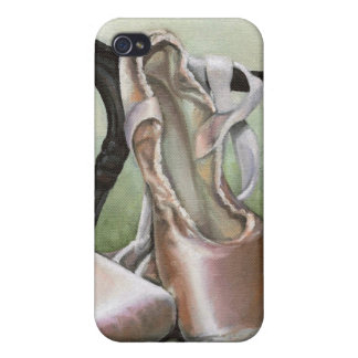 Pointe Shoes iPhone 4/4S Cover