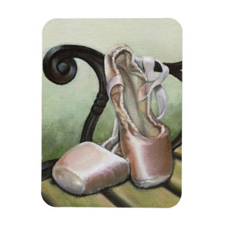 Pointe Shoes Magnet