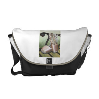 Pointe Shoes Courier Bags