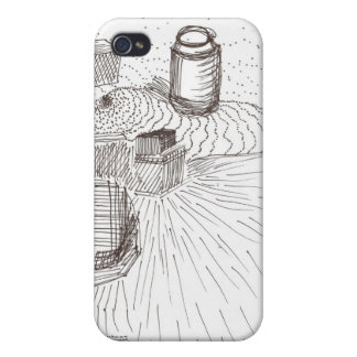 Pointed iPhone 4/4S Cases