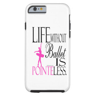 Pointeless iPhone 6 case