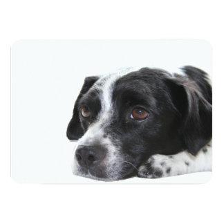 pointer-1 5x7 paper invitation card
