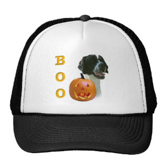 Pointer (Black Coated)  Boo Mesh Hats