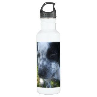 Pointer Dog 24oz Water Bottle