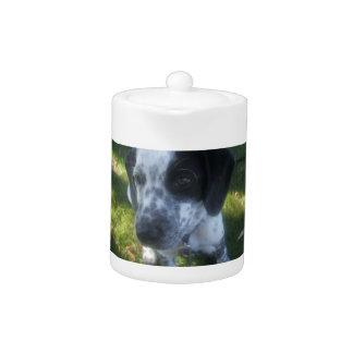 Pointer Dog Teapot