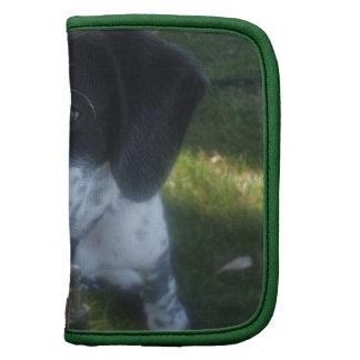 Pointer Dog Wallet Folio Planner