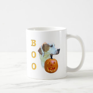 Pointer (Lemon Coated) Boo Mug