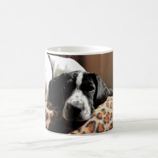 Pointer Love Classic White Coffee Mug