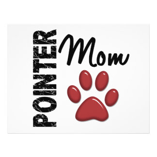 Pointer Mom 2 Flyers