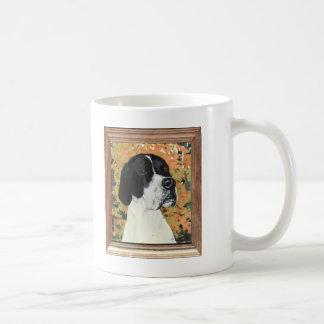 Pointer Painting Classic White Coffee Mug