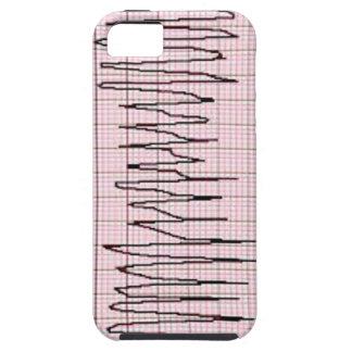 pointes del DES de los torsades iPhone 5 Carcasa