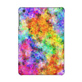 Pointillism Chakra iPad Mini Covers