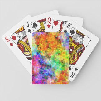 Pointillism Chakra Card Deck