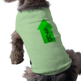 Pointing Arrow Pet Shirt