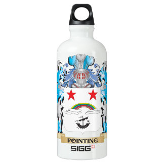 Pointing Coat of Arms - Family Crest SIGG Traveler 0.6L Water Bottle